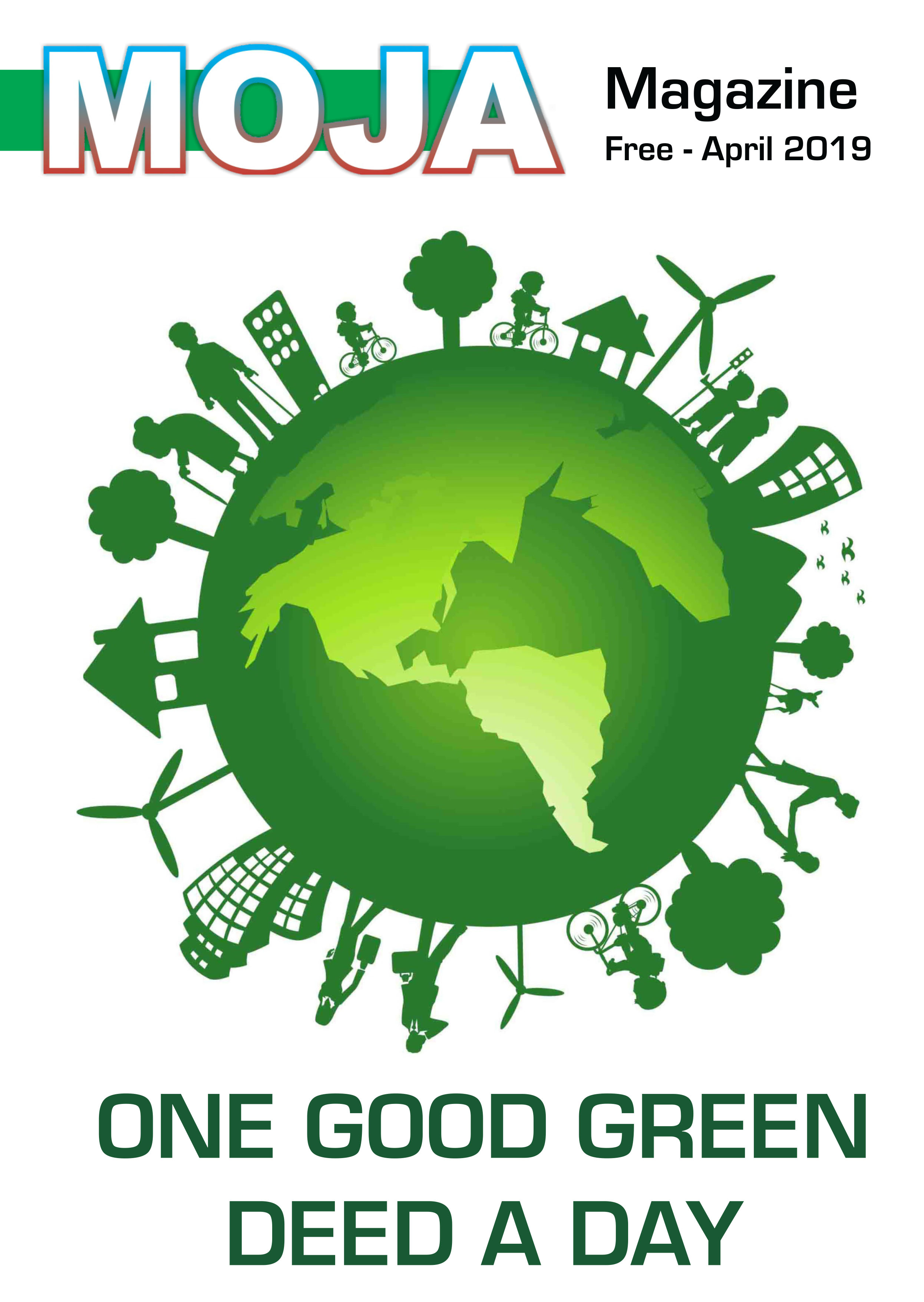 ONE GOOD GREEN DEED A DAY