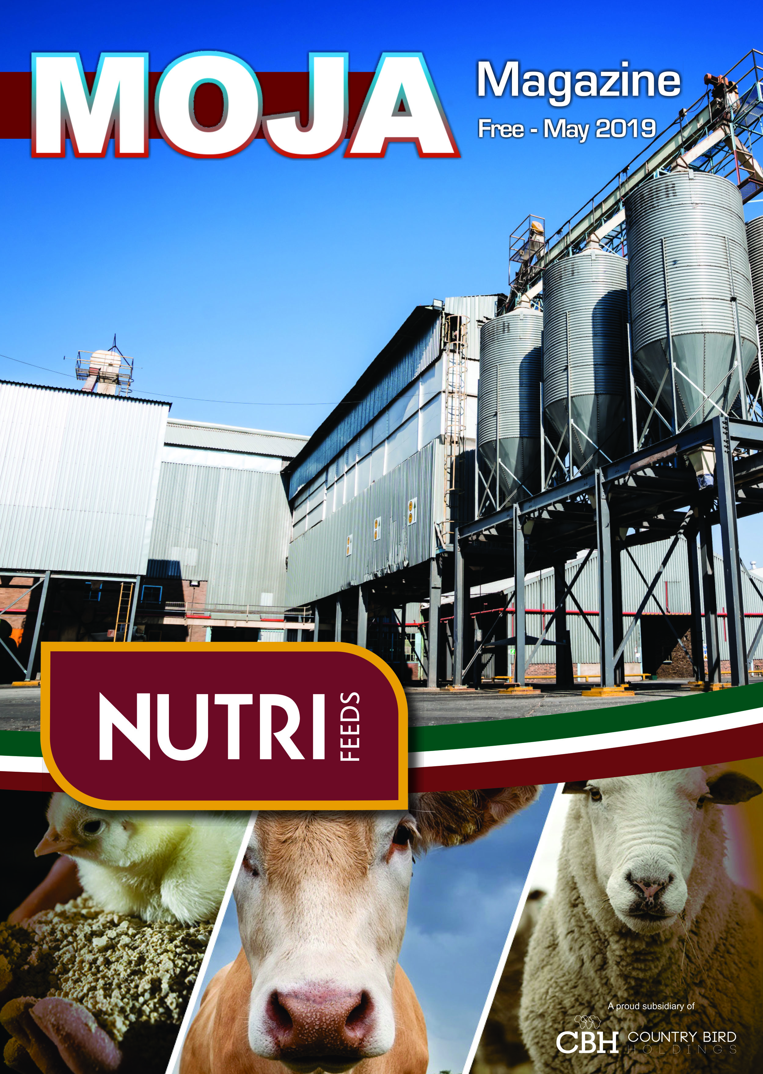 Nutri Feed Leader & global player in the animal feed industry