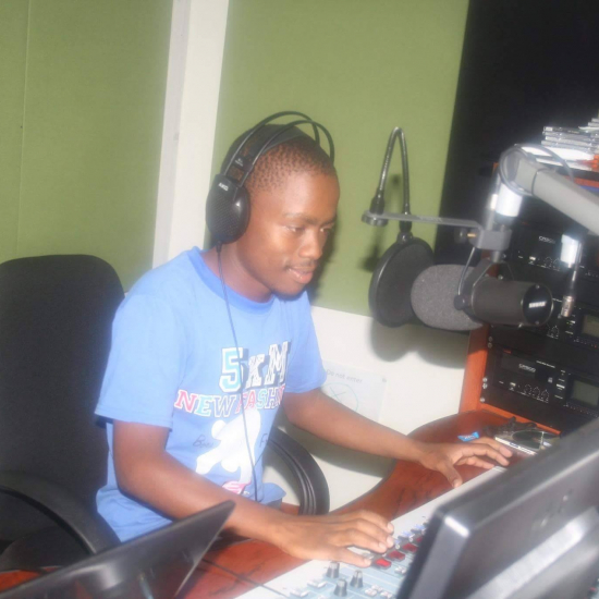 Kagiso empowers young ambassadors